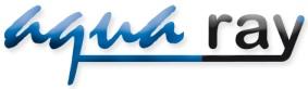 Aqua Ray logo grand